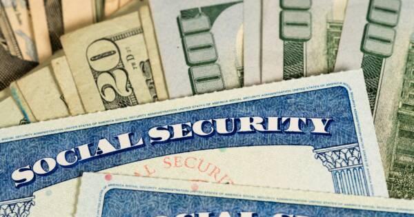 Social Security Cards & Money