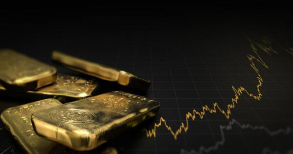 Gold Bars and Graph