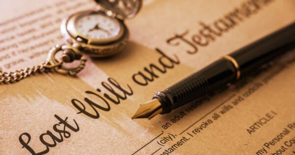 What Happens If You Pass Away Without A Will?