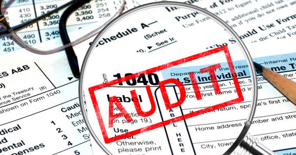 Taxes Being Audited
