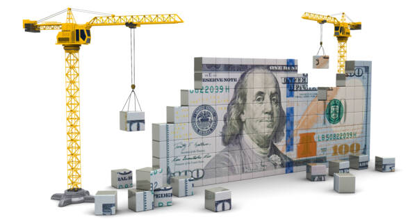 Construction on Dollar Building