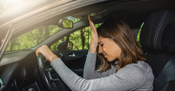 Driving without car insurance