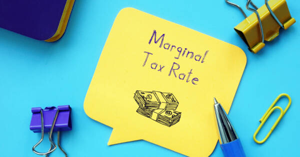 Marginal Tax Rate