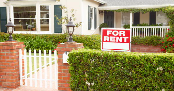 Renting Out Your House