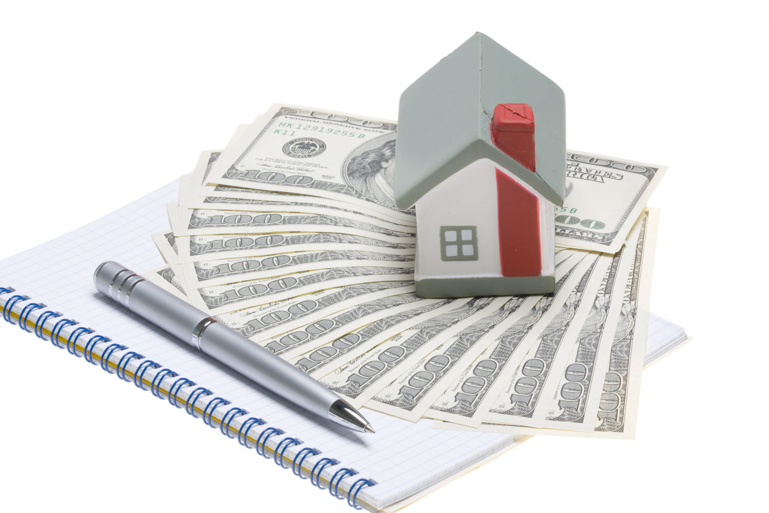 Cash for buying a house